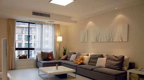 小户型客厅装修效果图 80后的家