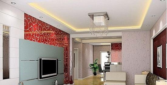 欧式客厅电视背景墙 年末装修热点