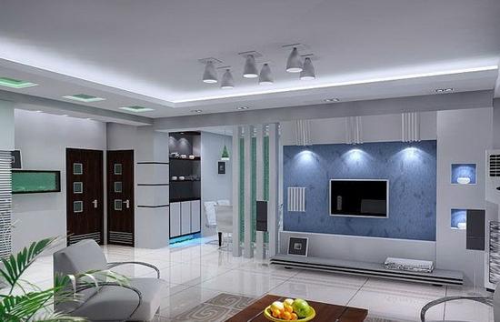 小户型客厅装修效果图 你的公寓