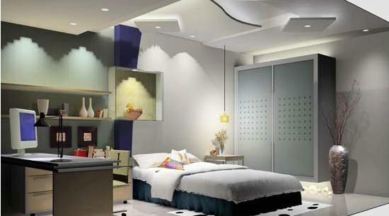 中式风格卧室背景墙 庄重优雅的它 - 装修效果图