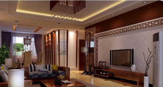 欧式客厅电视背景墙 公寓的重磅推荐