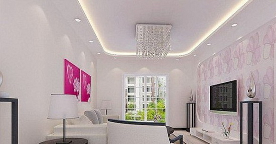 小户型客厅装修效果图 白领的家