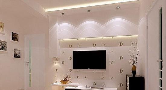 欧式客厅电视背景墙 最靓丽的它