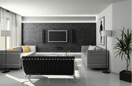 欧式客厅电视背景墙 创意大推荐