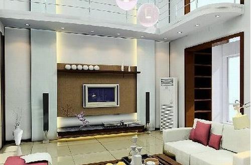 超酷电视背景墙改造电视背景墙图片10