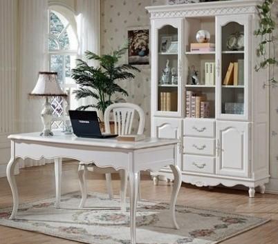欧式书房装修 让你享受美式生活 - 装修效果图
