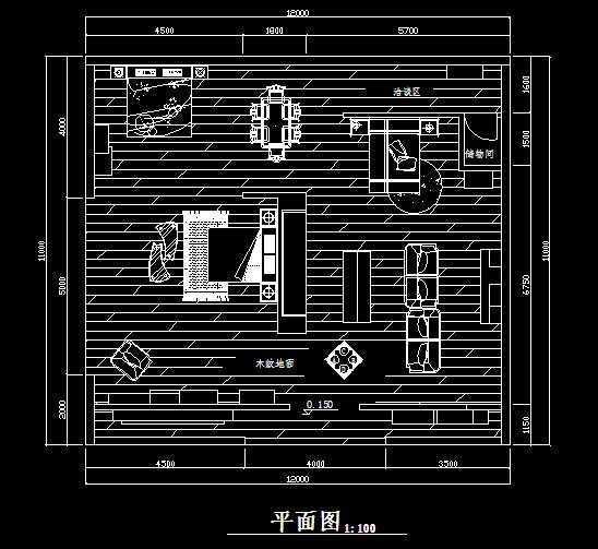 土木工程设计图纸