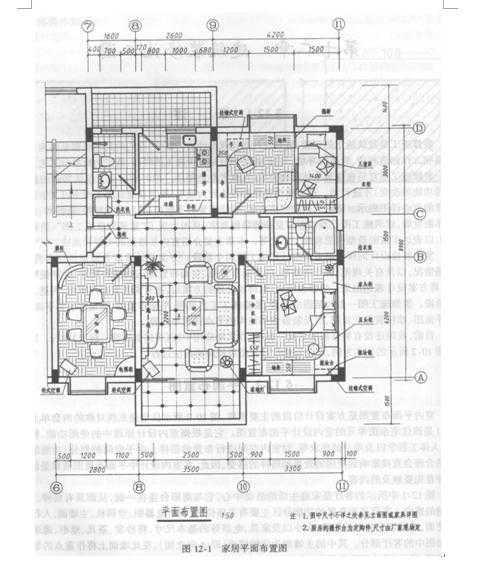 装修图纸   土; 免费cad绘图软件; 室内装修cad绘图讲解;