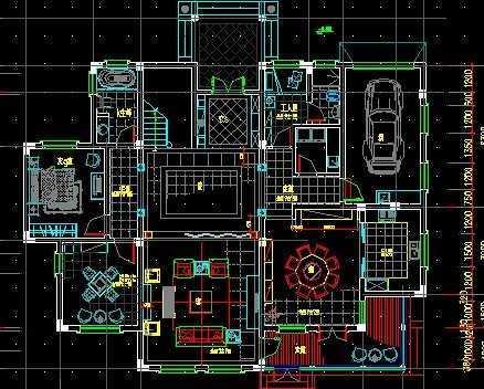 室内设计施工图免费下载