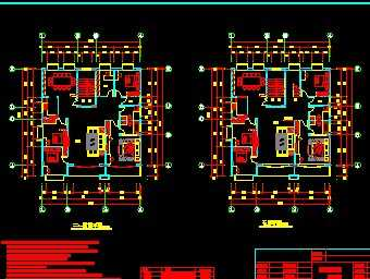 某复式楼平面设计图图片
