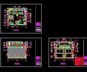 某五星客房大酒店装修设计图免费下载室内设计流程化v客房图片