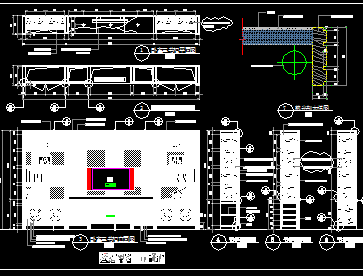 CAD衣柜图块