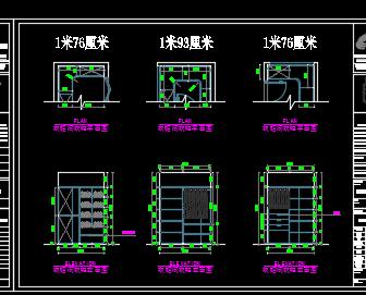 柜子设计详图